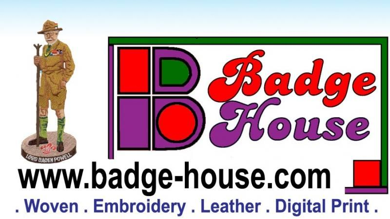 We proudly to have Badge House as project sponsor!!! http://www.badge-house.com/